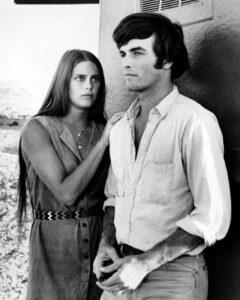 Mark Frechette and Daria Halprin